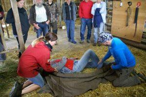 Erlebniskurs Erste Hilfe für Mensch&Pferd mit Zertifikat @ IPG Reken | Reken | Germany